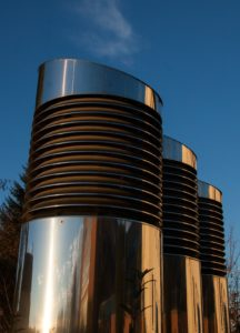 Sheet Metal and Light Steel Fabrications in Fife, Scotland